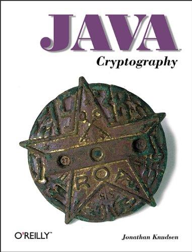 9781565924024: Java Cryptography (Java Series)