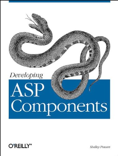 9781565924468: Developing ASP Components