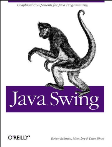 Java Swing (Java (O'Reilly)): Robert Eckstein, Marc