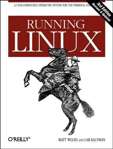 Running Linux: Matthias Kalle Dalheimer,