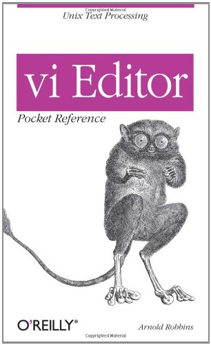 9781565924970: vi Editor Pocket Reference (Pocket Reference (O'Reilly))