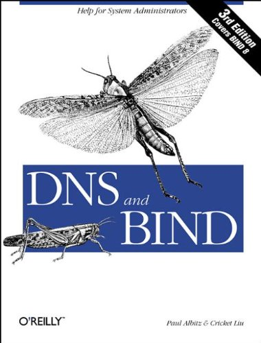 Stock image for DNS and BIND for sale by Your Online Bookstore