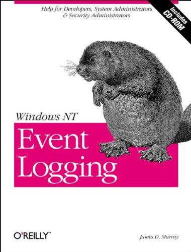 Windows NT Event Logging