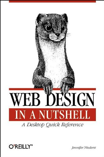 9781565925151: Web Design in a Nutshell: A Desktop Quick Reference