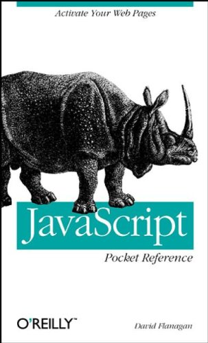 9781565925212: JavaScript Pocket Reference