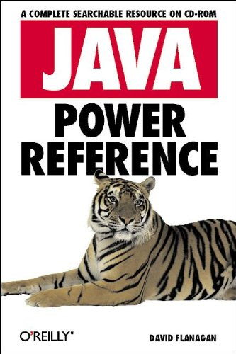 9781565925892: Java Power Reference: A Complete Searchable Resource on CD-ROM