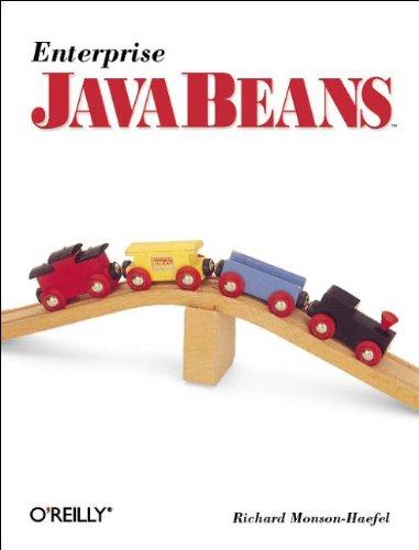 9781565926059: Enterprise JavaBeans