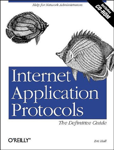 9781565926066: Internet Application Protocols: The Definitive Guide: Help for Network Administrators