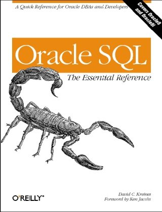 9781565926974: Oracle SQL: the Essential Reference