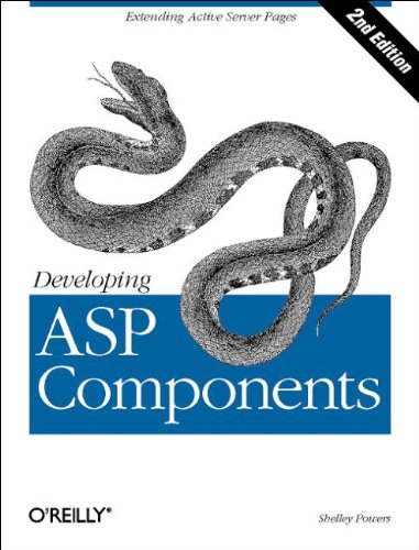 9781565927506: Developing ASP Components: Extending Active Server Pages