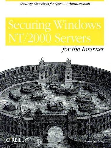 Securing Windows NT/2000 Servers for the Internet: Stefan Norberg