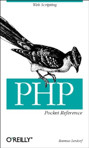 9781565927698: PHP Pocket Reference