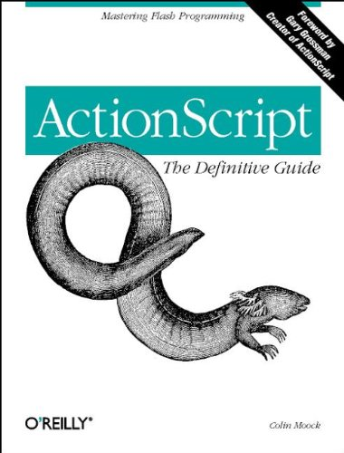 9781565928527: ActionScript: The Definitive Guide: Mastering Flash Programming