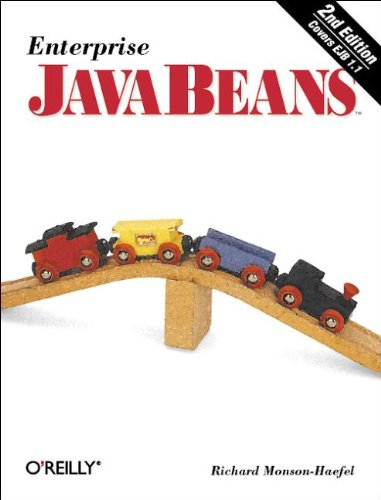 9781565928695: Enterprise JavaBeans, Second Edition