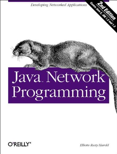 9781565928701: Java Network Programming (Java (O'Reilly))