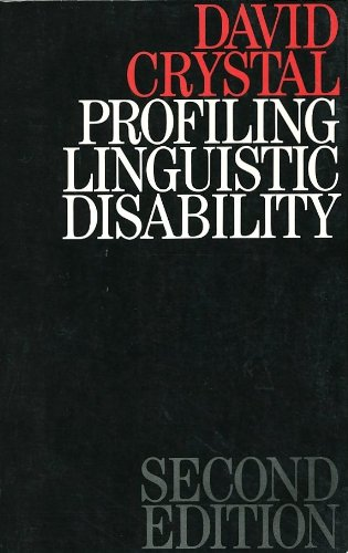 9781565930537: Profiling Linguistic Disability
