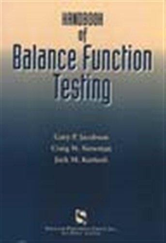 9781565939073: Handbook of Balance Function Testing