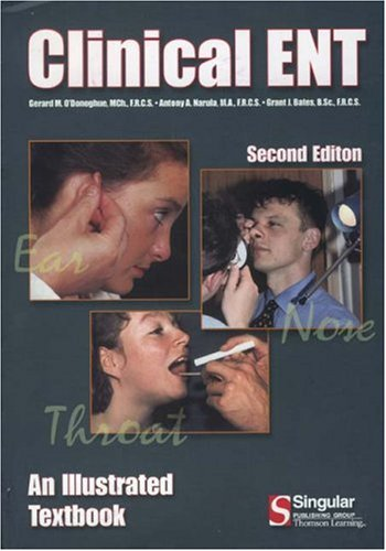 9781565939936: Clinical ENT: An Illustrated Textbook