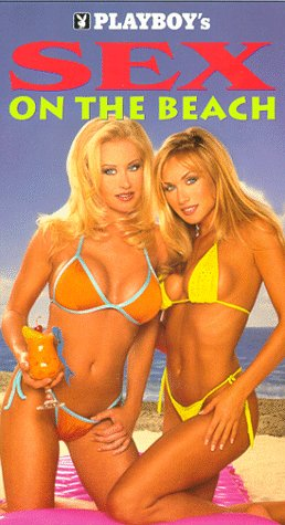 9781565952102: Playboy / Sex on the Beach [VHS] [Import USA]