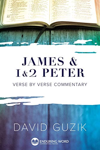 9781565990289: James & 1-2 Peter Commentary