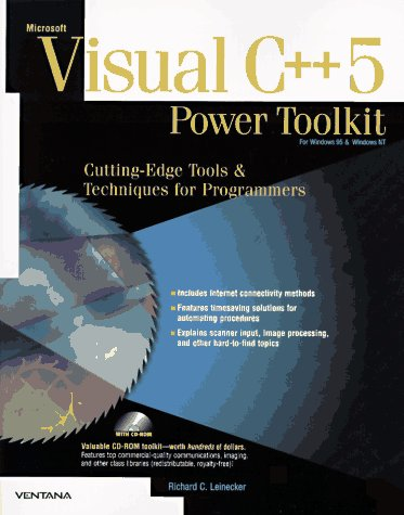 9781566045285: Microsoft Visual C++ 5 Power Toolkit: For Windows 95 & Windows Nt : Cutting-Edge Tools & Techniques for Programmers