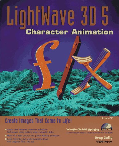 Lightwave Character Animation Fx: Kelly, Doug