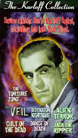 9781566054195: The Karloff Collection [VHS]