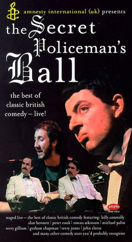 9781566054447: Secret Policeman's Ball [VHS]