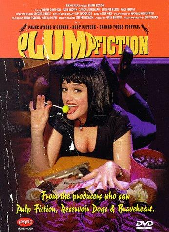 9781566054621: Plump Fiction [VHS]