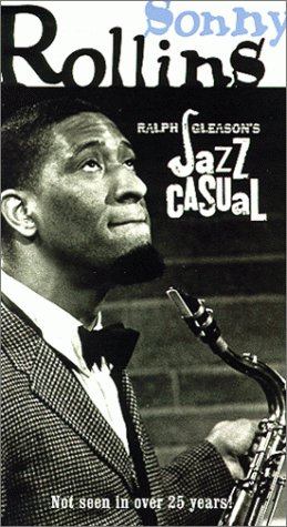 9781566055529: Jazz Casual - Sonny Rollins [VHS]