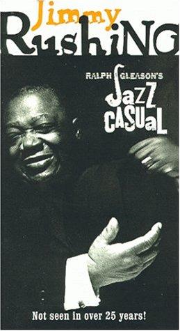9781566055536: Jazz Casual - Jimmy Rushing [VHS]