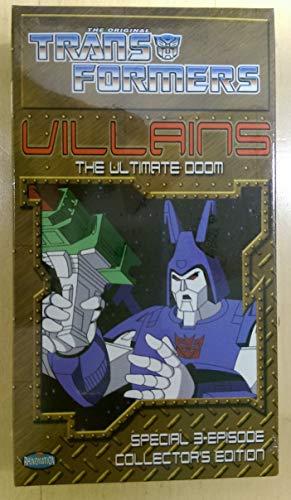 9781566057325: Villains: The Ultimate Doom [VHS]