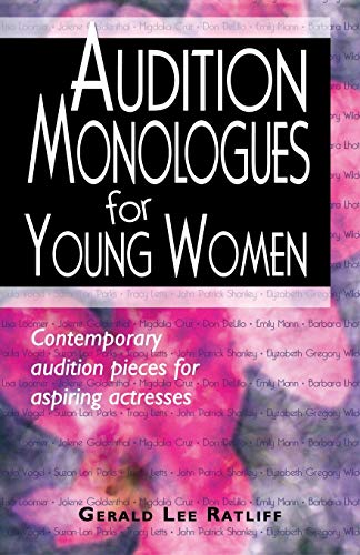9781566081801: Audition Monologues for Young Women: Contemporary Audition Pieces for Aspiring Actresses