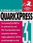 9781566090407: Quarkxpress for Windows (Visual QuickStart Guide)