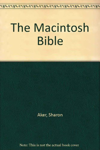 9781566091480: The Macintosh Bible Combo