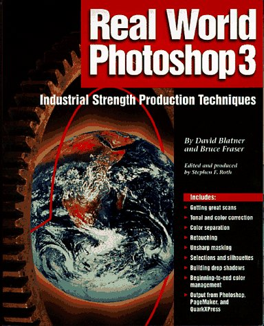 9781566091695: Real World Photoshop 3: Industrial Strength Production Techniques
