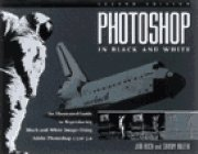 9781566091893: Photoshop in Black and White
