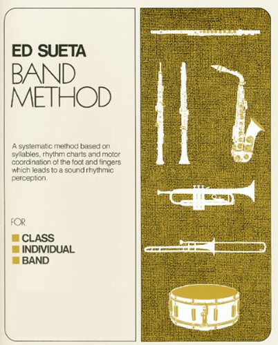 9781566170369: M-111CD - Ed Sueta Band Method Trombone Book 1 Book/CD