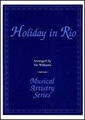 9781566171670: Vic Williams: Holiday in Rio (Saxophone Quartet)