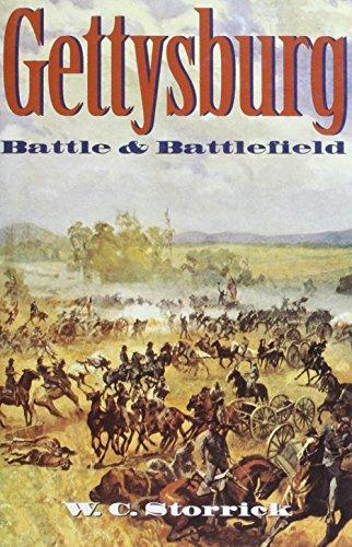 9781566190329: Gettysburg Battle and Battlefield