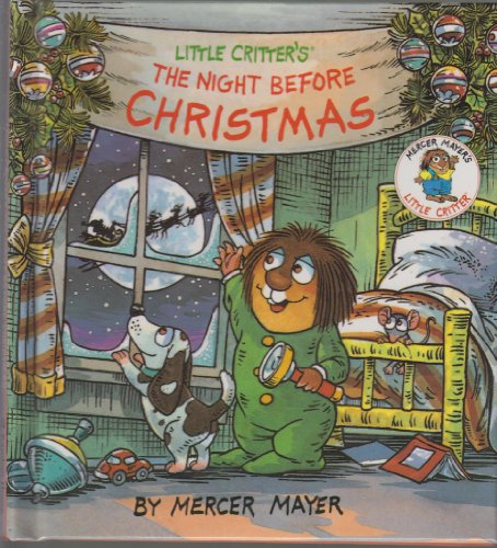 9781566190572: Little Critter's the night before Christmas