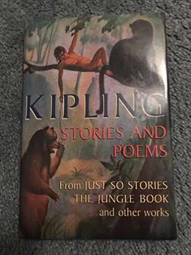 Kipling Stories and Poems (Literature): Kipling, Rudyard