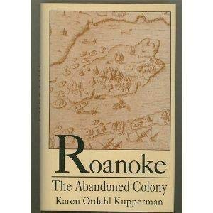 9781566190831: Roanoke, the Abandoned Colony