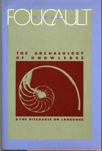 9781566191098: The archaeology of knowledge and The discourse on language