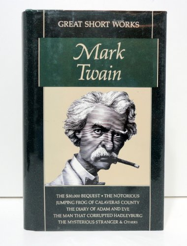9781566191210: Great short works of Mark Twain