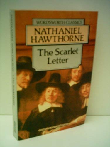 an opinion on nathaniel hawthornes the scarlet letter Hawthorne, nathaniel the scarlet letter lit2go edition 1850 web nathaniel hawthorne, the scarlet letter, li2go edition, (1850), accessed april 05.