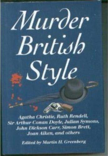 9781566191685: Murder British Style