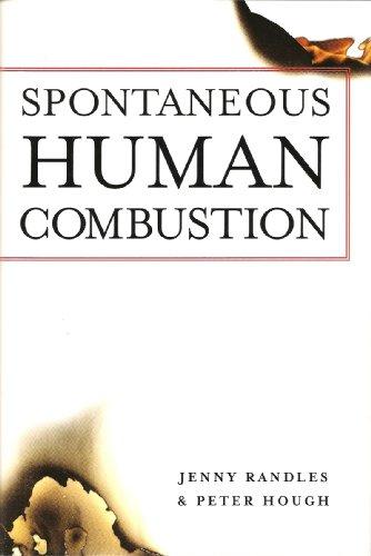 9781566191739: Spontaneous Human Combustion