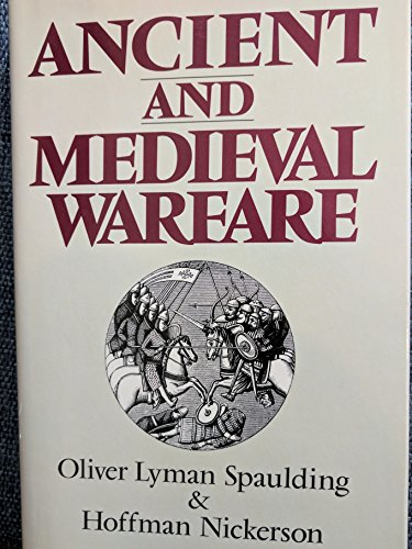 9781566192415: Ancient and Medieval Warfare
