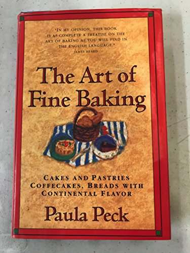 9781566192521: The art of fine baking